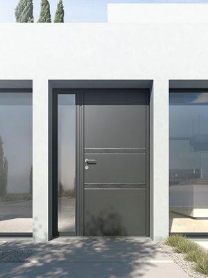 fernandez-fermeture-montpellier-porte-entree-kline-aluminium-2b